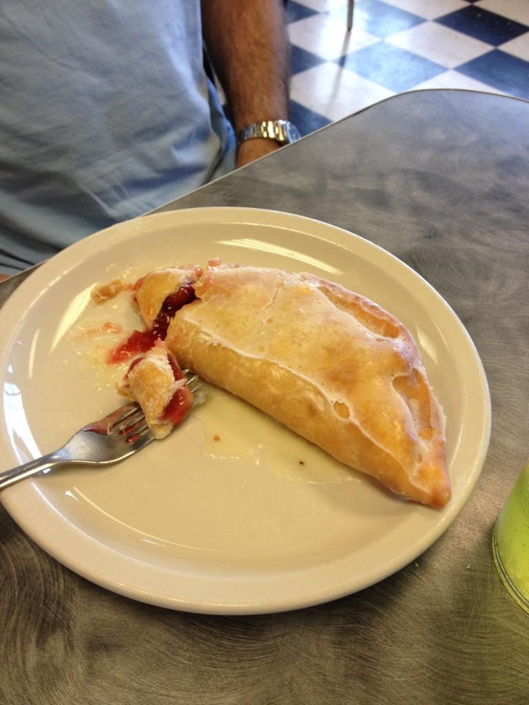 Fried Cherry Pie