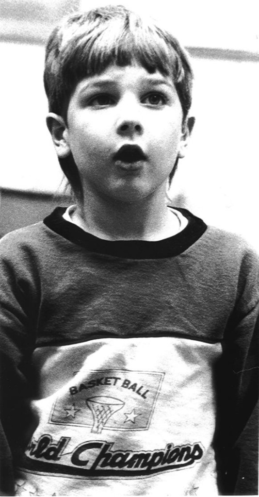 Geoff -third grade