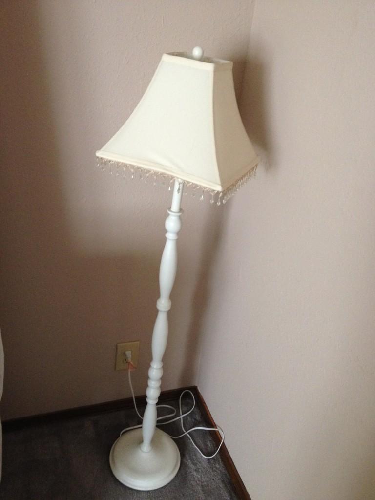 Boring Lamp