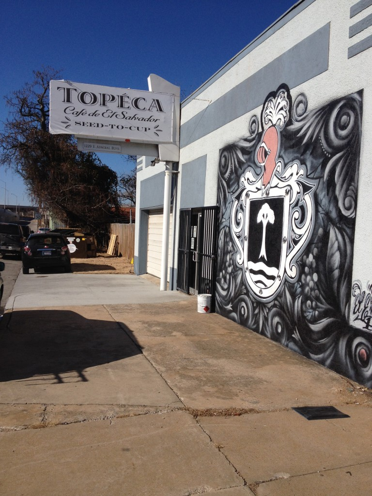 Topeca Coffee Roastery