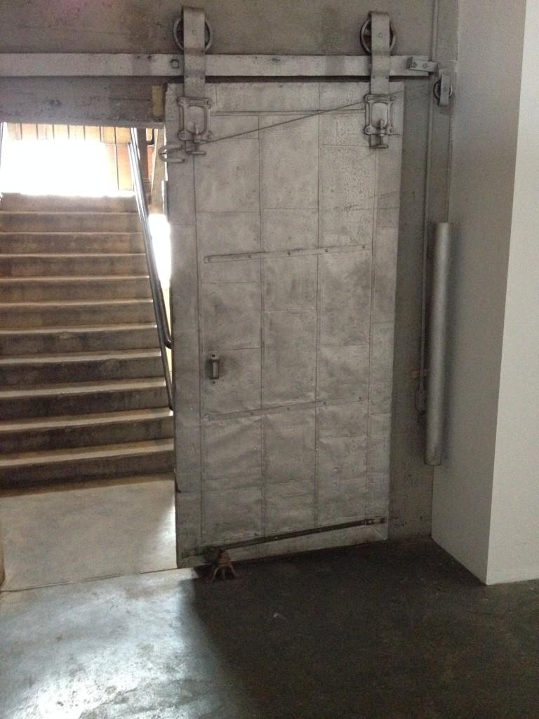 Zhou B Door